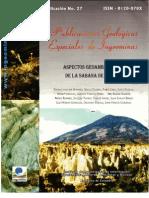 Geomorfologia de La Sabana