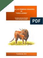 """Linajes de Los Primeros Criadores de """"toros"""