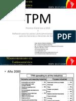 Premios TPM Hasta 2014
