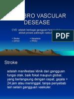 Cerebro Vascular Desease