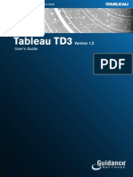 Tableau TD3 Version 1.5 User's Guide.pdf