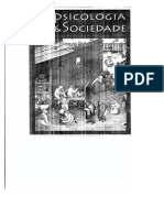 Uma Abordagem Psicossociológica No Estudo Do Comportamento Político