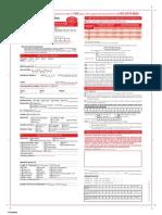Cashline Form - Latest