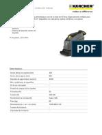 Fregadora Karcher b 40 c Ep 169697926