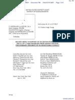 Amgen Inc. v. F. Hoffmann-LaRoche LTD et al - Document No. 789
