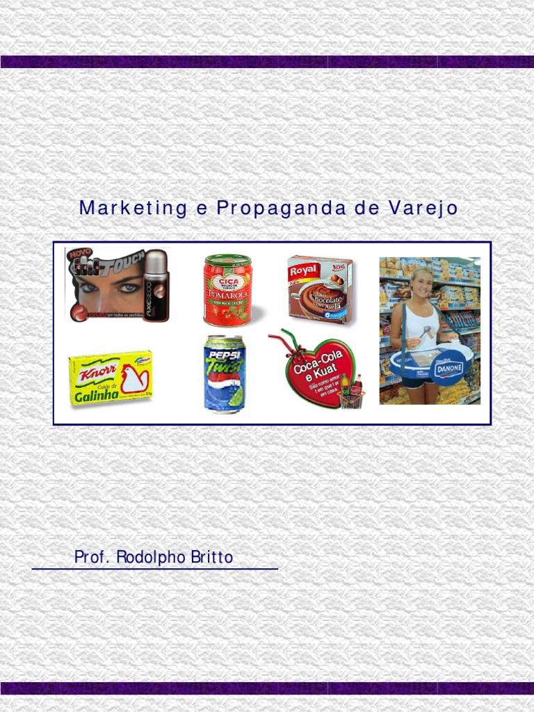 e06314ffd22 Marketing e Propaganda de Varejo - Apostila fev-10