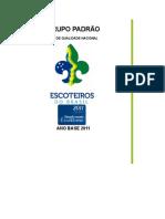 Planilha Grupo Padrao 2011