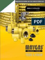 MAYGAS Manual de Instalacion