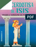 Schure Edouard - La Sacerdotisa De Isis.PDF