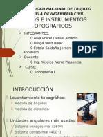 Instrumentos y Equipos Topograficos