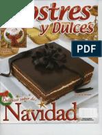 Anon - Postres Y Dulces Delicioso Sabor de Navidad