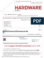 MIGLIORE CPU (Processore...5 Economiche sotto 100€.pdf