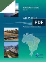 Atlas Brasil - Volume 2 - Resultados Por Estado