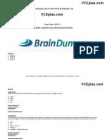 CompTIA.Braindumps.LX0-101.v2014-05-27.by.ADELINE