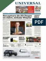 GradoCeroPress-Portadas Medios Nacionales Lunes 27 Jul 2015