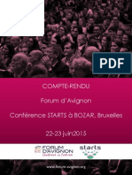Compte Rendu STARTS