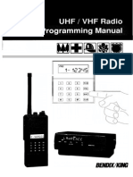 B-K Radio Programming Manual