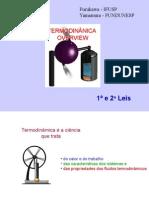 04 - Termodinâmica 1 e 2 Lei