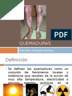 Quemaduras Adrianagonzlezdelgado 090613123451 Phpapp02