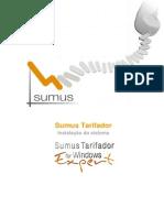 Procedimento de Instalação Do Sumus Tarifador for Windows Expert