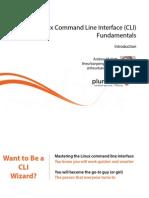 1 Linux Cli Fundamentals m1 Slides