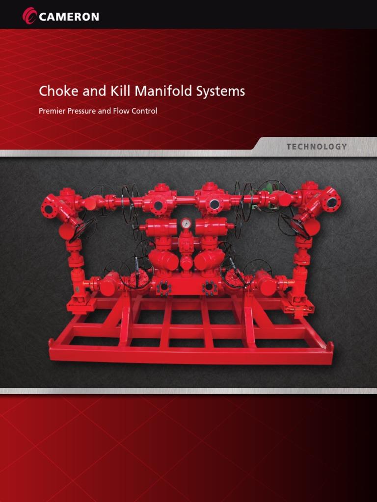 Choke And Kill Manifold Brochure Pdf Valve Mechanical