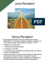 Renasterea Timpurie I- Battista-Alberti