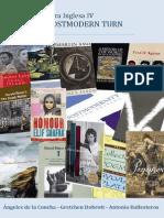 Literatura Inglesa IV El Giro a La Posmodernidad