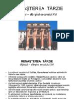 Renasterea Târzie 2 Palladio Vignola Caprarola