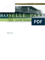 Roselle Park New Directions Report (January 4, 2007)