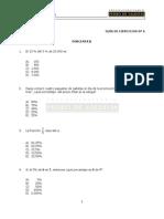 MA06E Porcentaje - Ejercicios