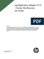 HP SRA Guide