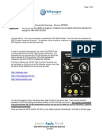 DSO Function Generator
