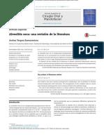 Alveolitis Seca - Una Revisión de La Literatura