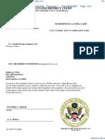 Corbis Corporation vs. Arnold Moving Company, LLC - Document No. 7