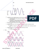 2. Wave and Oscillation w