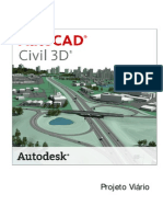 Civil 3D - Projeto Viário 2011