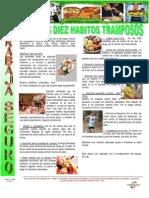 (Dieta Los Diez Hábitos Tramposos)