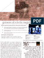 Grimoire of Eclectic Magick