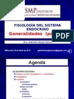 Generalidades Sistema Endocrino