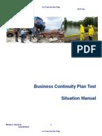 BCP Situation Manual FINAL v7 APR 25