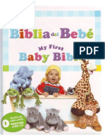 La Biblia Del Bebé - My First Baby Bible