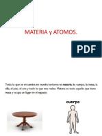 Materia y Atomos