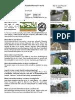 Bike St. Louis Phase 3 Info Sheet - 2015