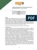 Estratégia de Internacionalização e Canais de Distribuição No Mercado Externo - O Caso Natura