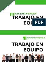 ppttrabajoenequipo-131211181337-phpapp01