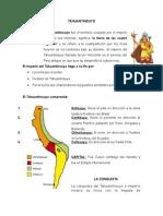 Peru Tahuantinsuyo, Conquista Colonia y Republica