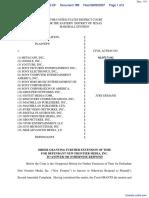 Antor Media Corporation v. Metacafe, Inc. - Document No. 110