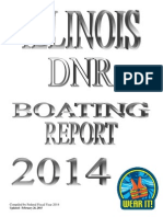 Boating Accident Report 2014