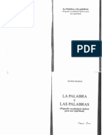 La Palabra y las palabras - hebreo.pdf